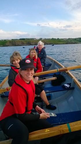 FW: Ladies Rowing June 2015