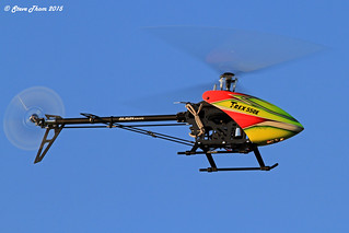 TREX 550E RC Helicopter