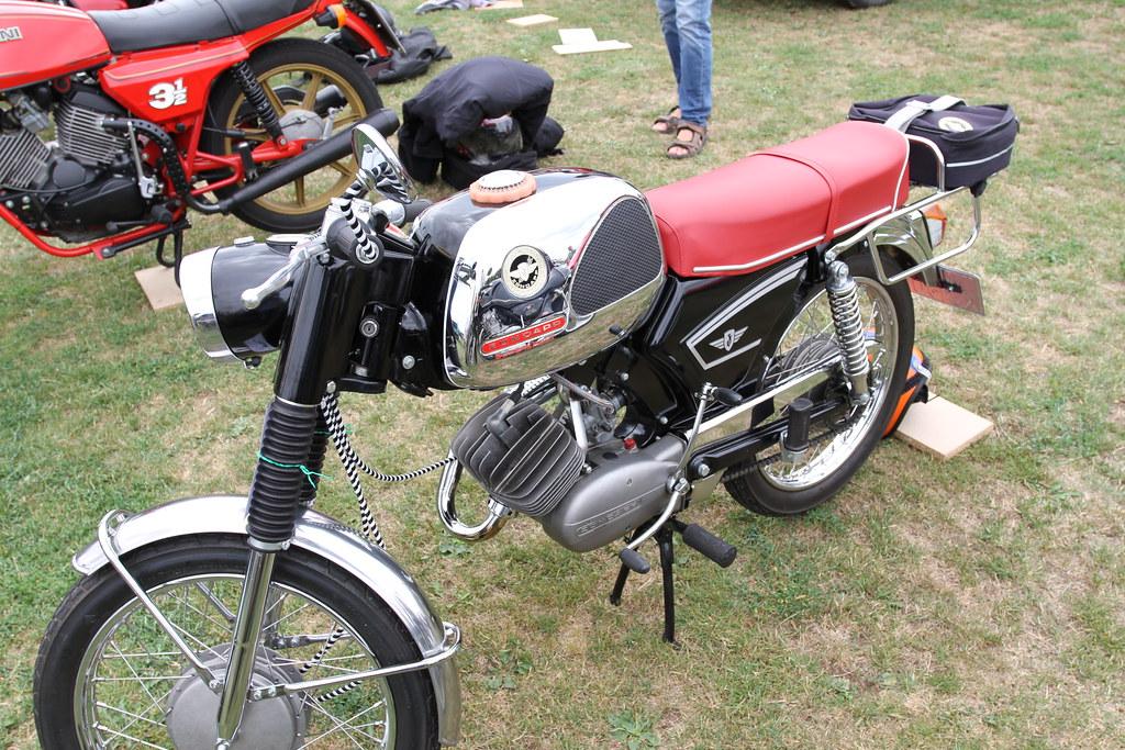 Zündapp KS 50 Supersport | 1-Zylinder 2-Taktmotor, 49 qcm, 5… | Flickr