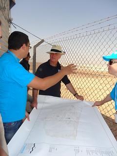 International Development Minister Desmond Swayne visits Jordan | by DFID - UK Department for International Development