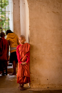 Young Burmese Monk | by tehhanlin