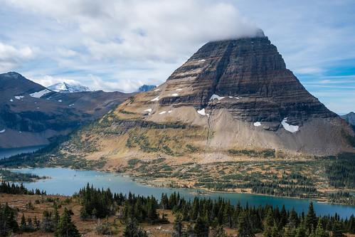 nationalpark glacier fujixpro2 lake america usa travel montana westglacier unitedstates us landscape xf23mmf14