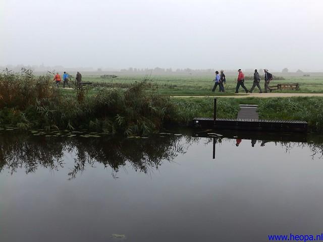 12-10-2013 Stolwijk  25.5 Km (18)