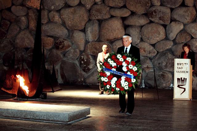 Buzek in Israel