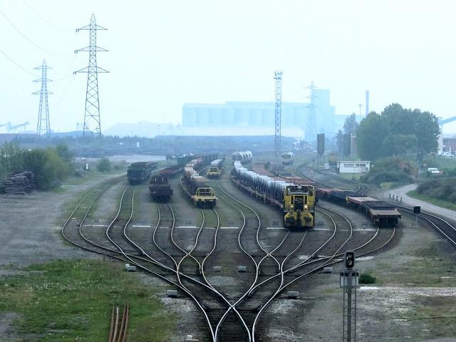 Dunkerque, Arcelor-Mittal