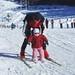První lyžařská zima, foto: Petr Jakl