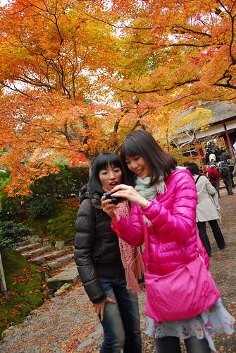 日本京都 嵐山 常寂光寺 | by ElvisHuang