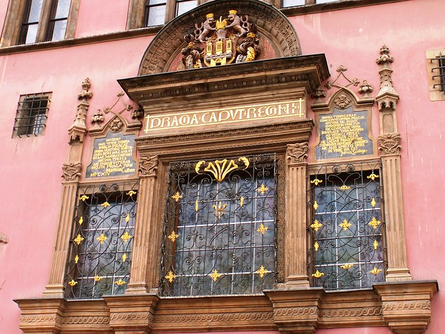 Windows of Prague II