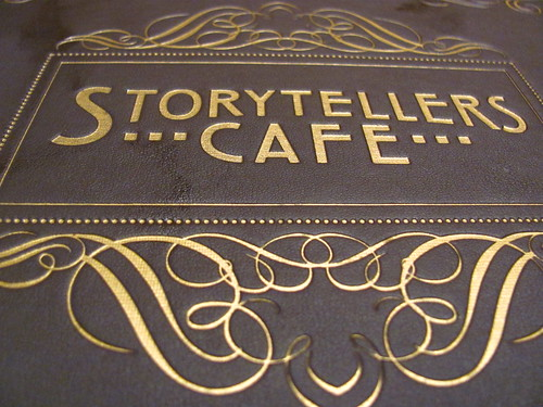 Storytellers Cafe   by Castles, Capes & Clones