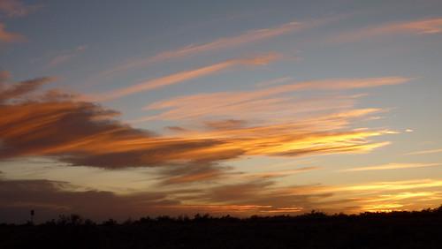 sunset usa newmexico bitterlakenationalwildliferefuge
