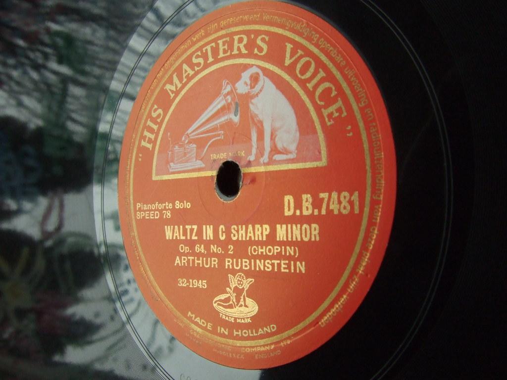 Chopin - Waltz in C sharp minor op 64 No 2 - Arthur Rubins… | Flickr