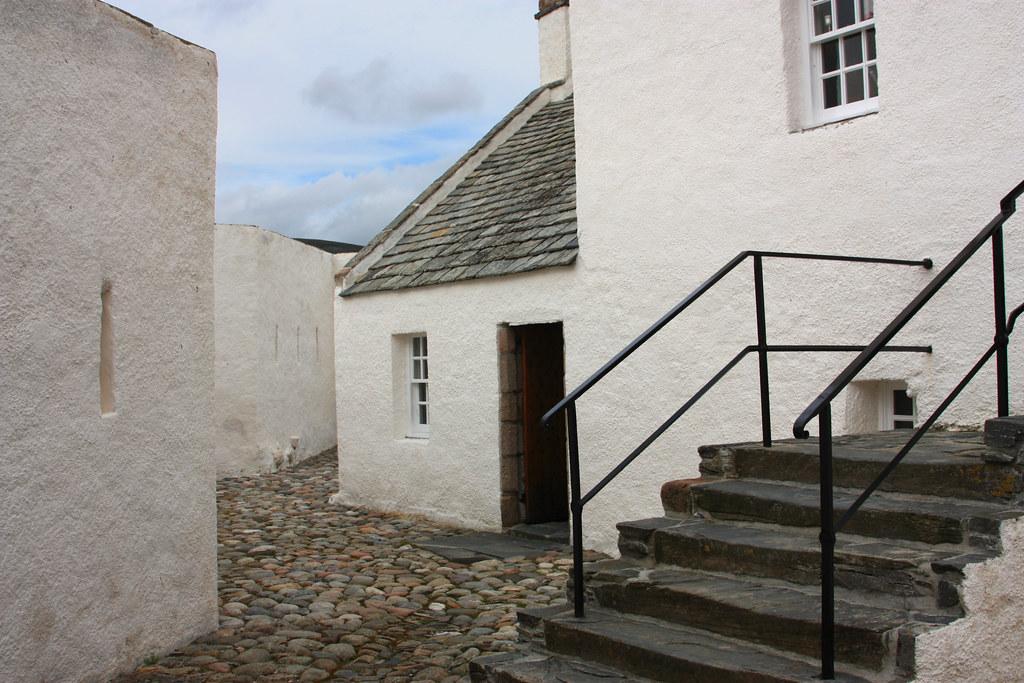 6) Corgarff Castle