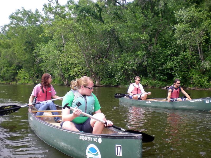 JR Canoe class