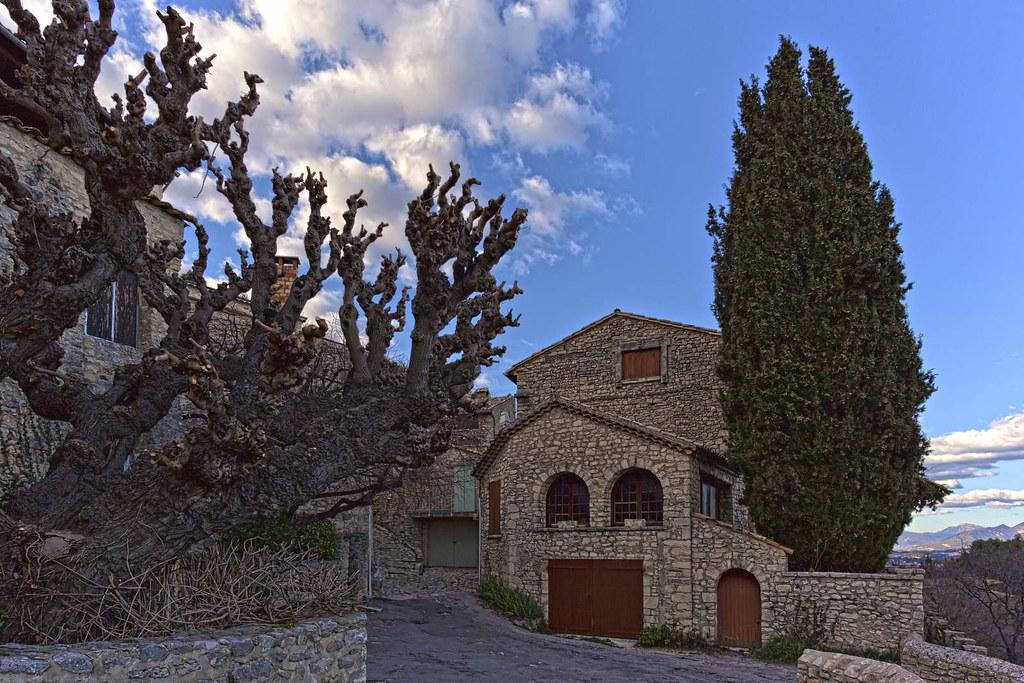 Maisons à Crestet-bis