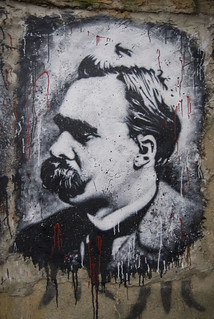 Friedrich Wilhelm Nietzsche painted portrait _DDC1516 | by Abode of Chaos