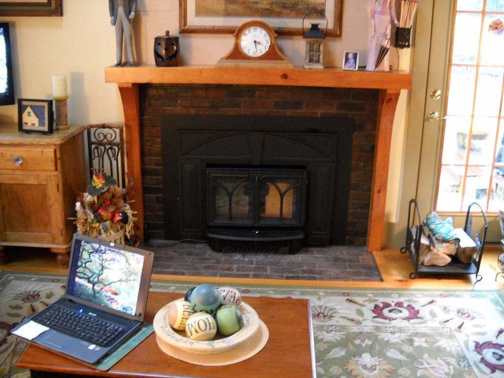 Jotul C450 Kennebec Wood Fireplace Insert Fireplacevillage Flickr