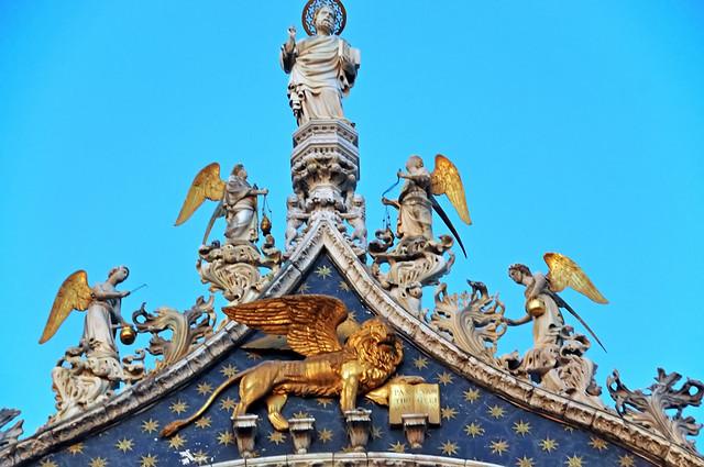 Italy-1258 - St. Mark