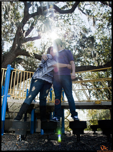 couple-sunburst | by JoeyNewcombe