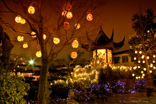 Tonight in Vancouver: The 17th Annual Winter Solstice Lantern Festival at the Dr. Sun Yat-Sen Classical Chinese Garden | by [Rikki] Julius Reque