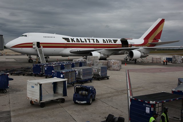 Kalitta in Santo Domingo, Dominican Republic