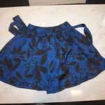 スカート TVCL08C12150 淡青 ¥3,980