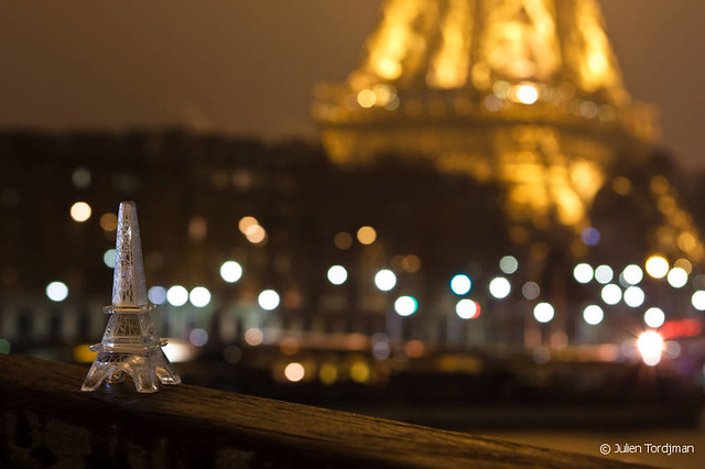 Little Eiffel Tower ~ Week 1/52