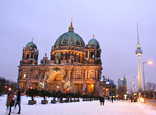 Berliner Dom on New Year Eve | by Andrey Belenko