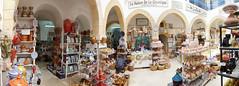 Ceramic-shop, Sousse, Tunisia somewhere in the medina.