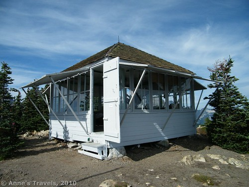 The Winchester Fire Lookout, Mount Baker-Snoqualmie National Forest, Washington