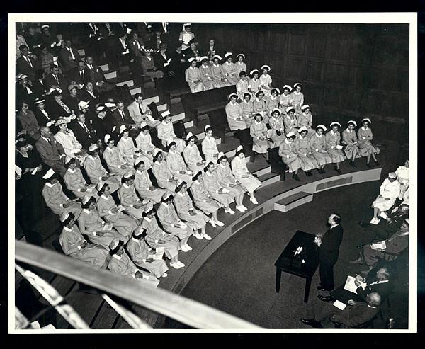 Johns Hopkins Hospital School of Nursing, class of 1950 g
