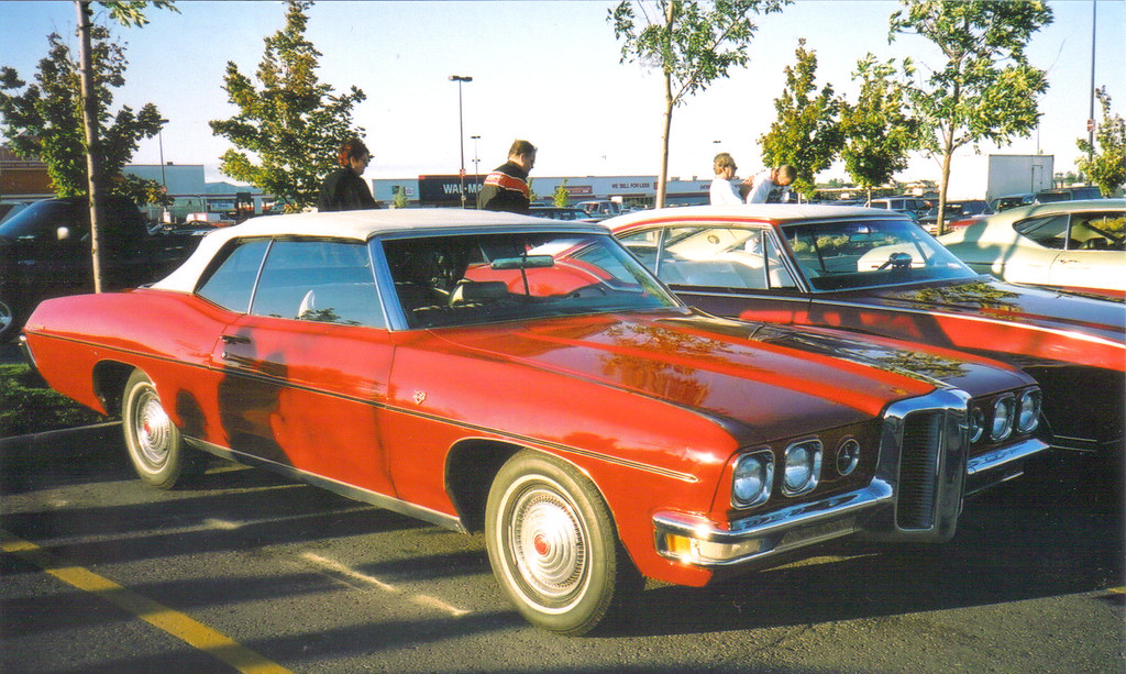 1970 Pontiac Parisienne Convertible All 1970 And 1971 Can Flickr