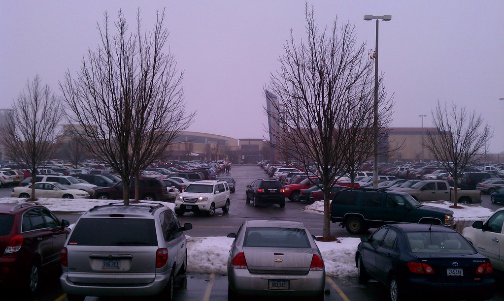 Jordan Creek Town Center Mall Outparcels And Surrounding