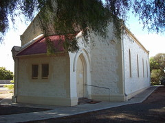 St Malachy's church Mallala