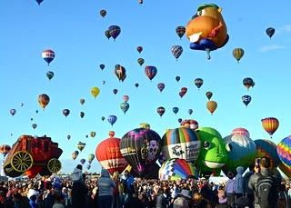 Balloon Fest | by Woody H1