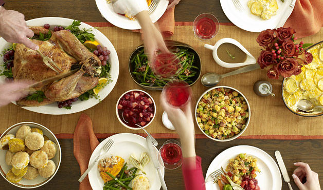 How to have a Healthy Thanksgiving Dinner