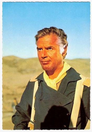 Joachim Fuchsberger in Der Letzte Mohikaner (1965)