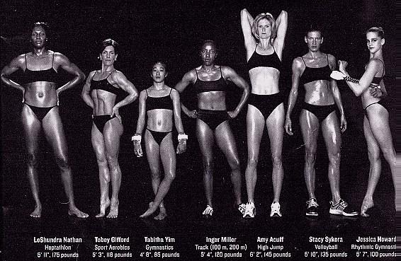 Women Athletes 1   unitedbarbell com   CrossFit SOMA   Flickr