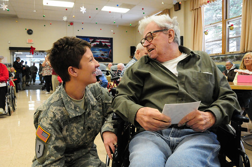 Holiday visit | by The U.S. Army
