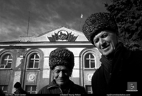 Old Men in Shali | by comebackalive