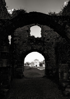 Portchester Castle Watergate | by Hexagoneye Photography