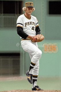 1976 Jerry Reuss Pittsburgh Pirates 2