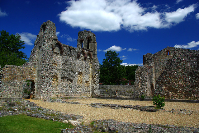 Wolvesey Castle, Winchester