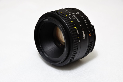 Nikkor 50 mm f/1.8 | by KitosRD