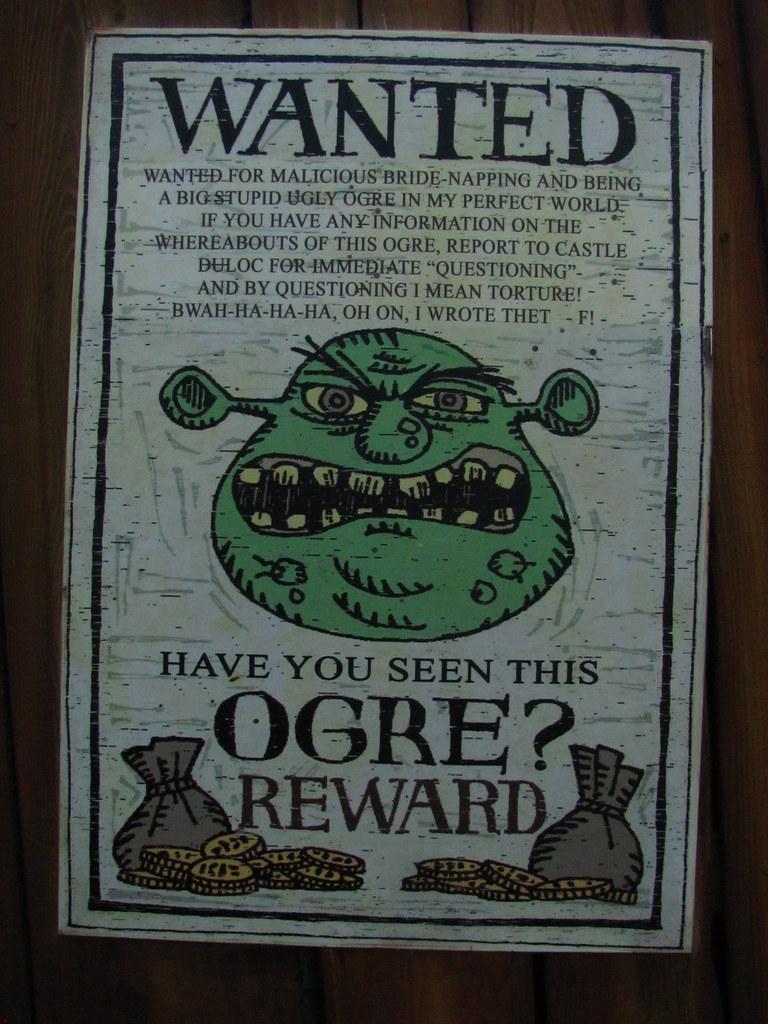 Shrek 4d At Universal Studios Loren Javier Flickr