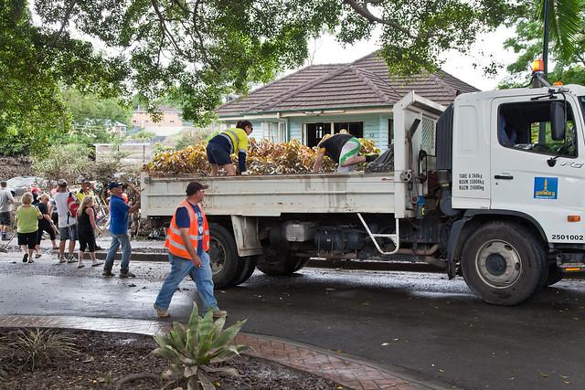 Council truck