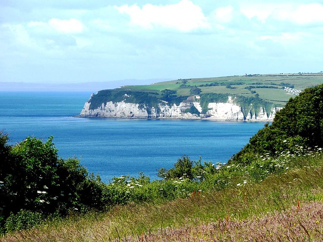 Beer Head from Haven Cliff, Seaton. Photographer Ian Garrod, Hampshire