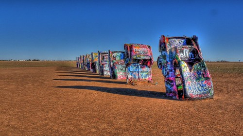 Cadillac Ranch | by leduardo