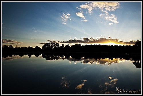 "sunset sky lake reflection water clouds nikon thanksgivingday fl glimmer wesleychapel natureplus nikond90 ""flickraward flickrawardgallery"