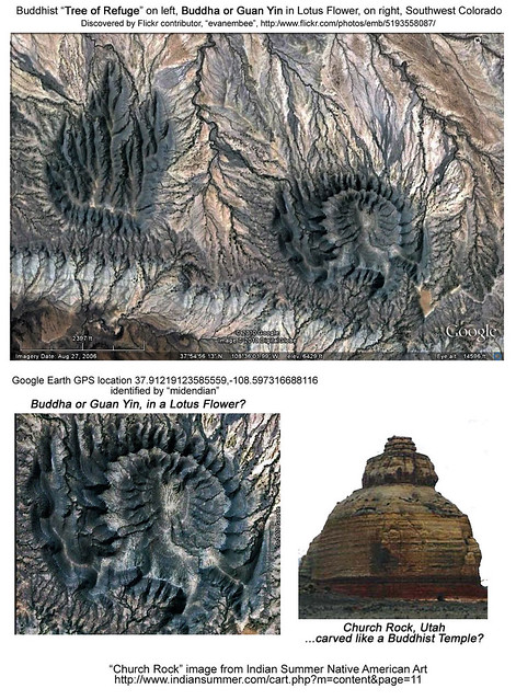Ancient Buddha, Lotus Flower, Tree of Life images in Colorado,