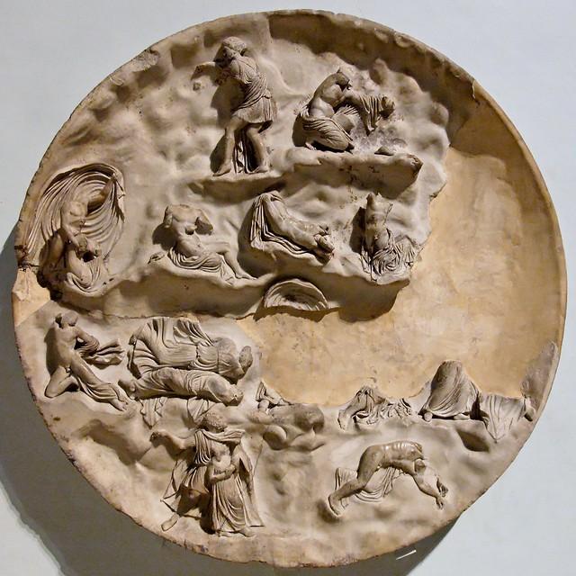 -0050 Ártemis, Apolo y los nióbidas